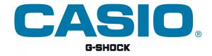 Casio G-Sock