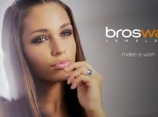 Sofia Valleri per Brosway