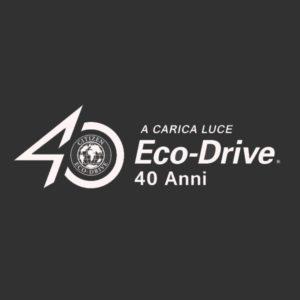 eco drive 40 anni