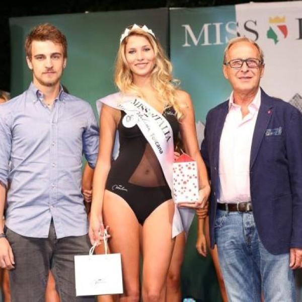 Viene da Piombino Miss Miluna Toscana. Tra le prime 5 anche una 19enne di Fucecchio