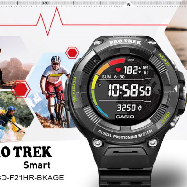 PRO TREK Smart WSD-F21